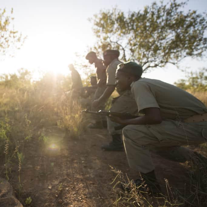 Botswana's Park Rangers