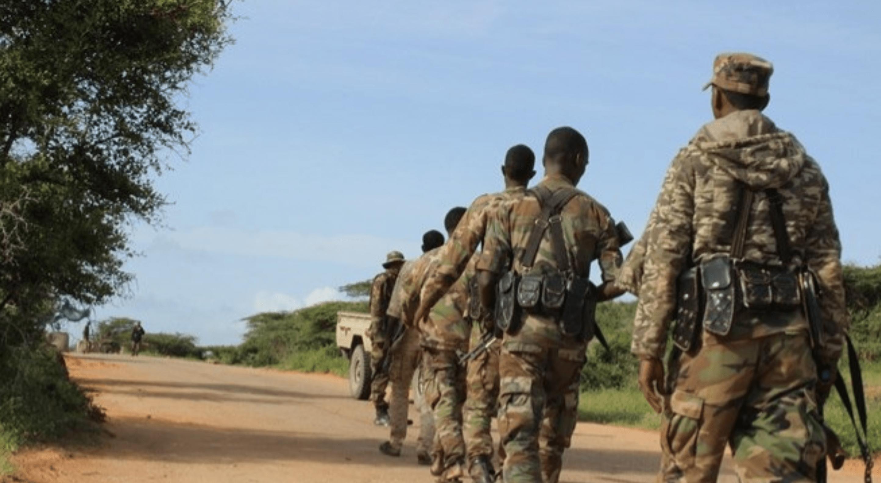 Jubaland Forces