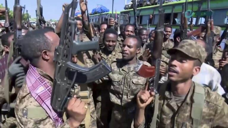 Conflict in Tigray