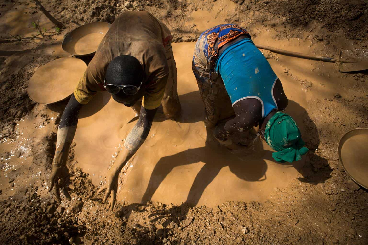 Mali Gold Mine